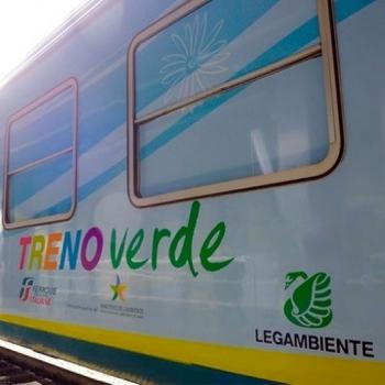 Notizie dal blog: Il Treno Verde a Napoli, gira l'Italia diffondendo i temi della sostenibilità ambientale
