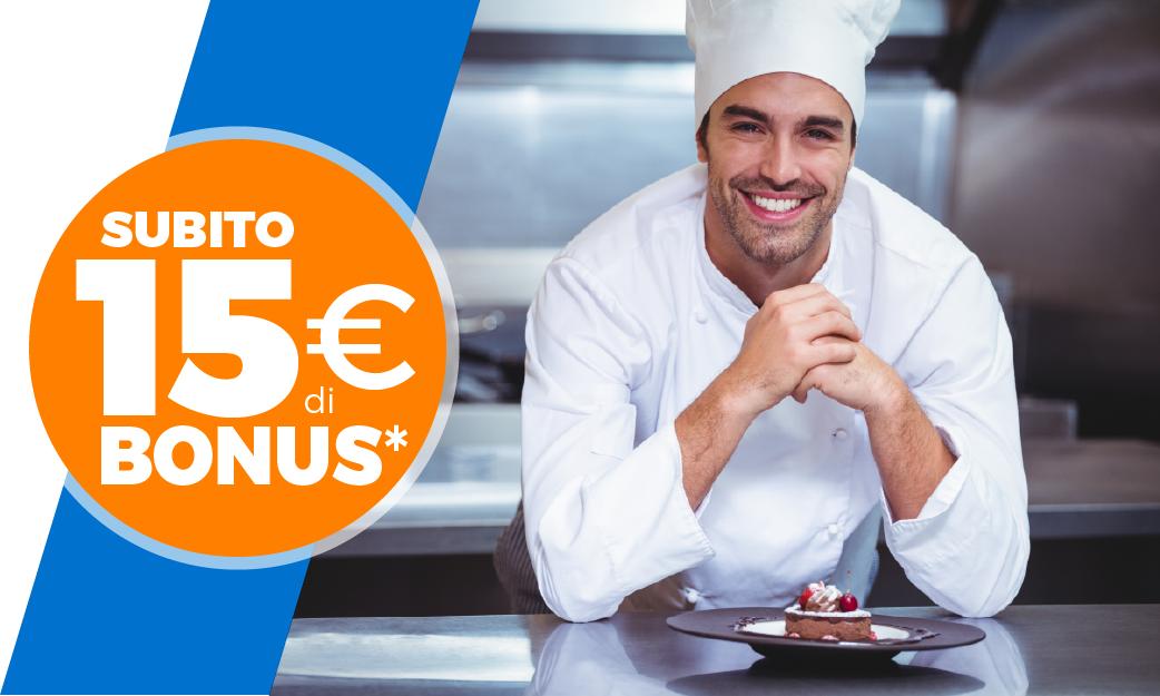 bonus energia 15€ gas