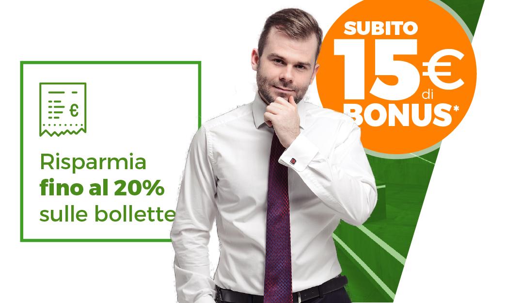 bonus 15€ per tutti